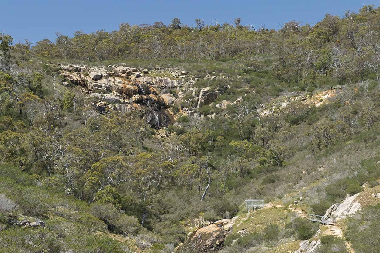 Sicty Foot Falls, Ellis Brook Valley Reserve, Perth, Western Australia