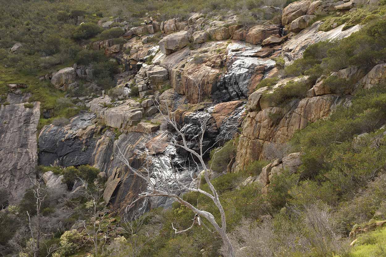Sixty Foot Falls, Ellis Brook Valley Reserve, Perth, Western Australia
