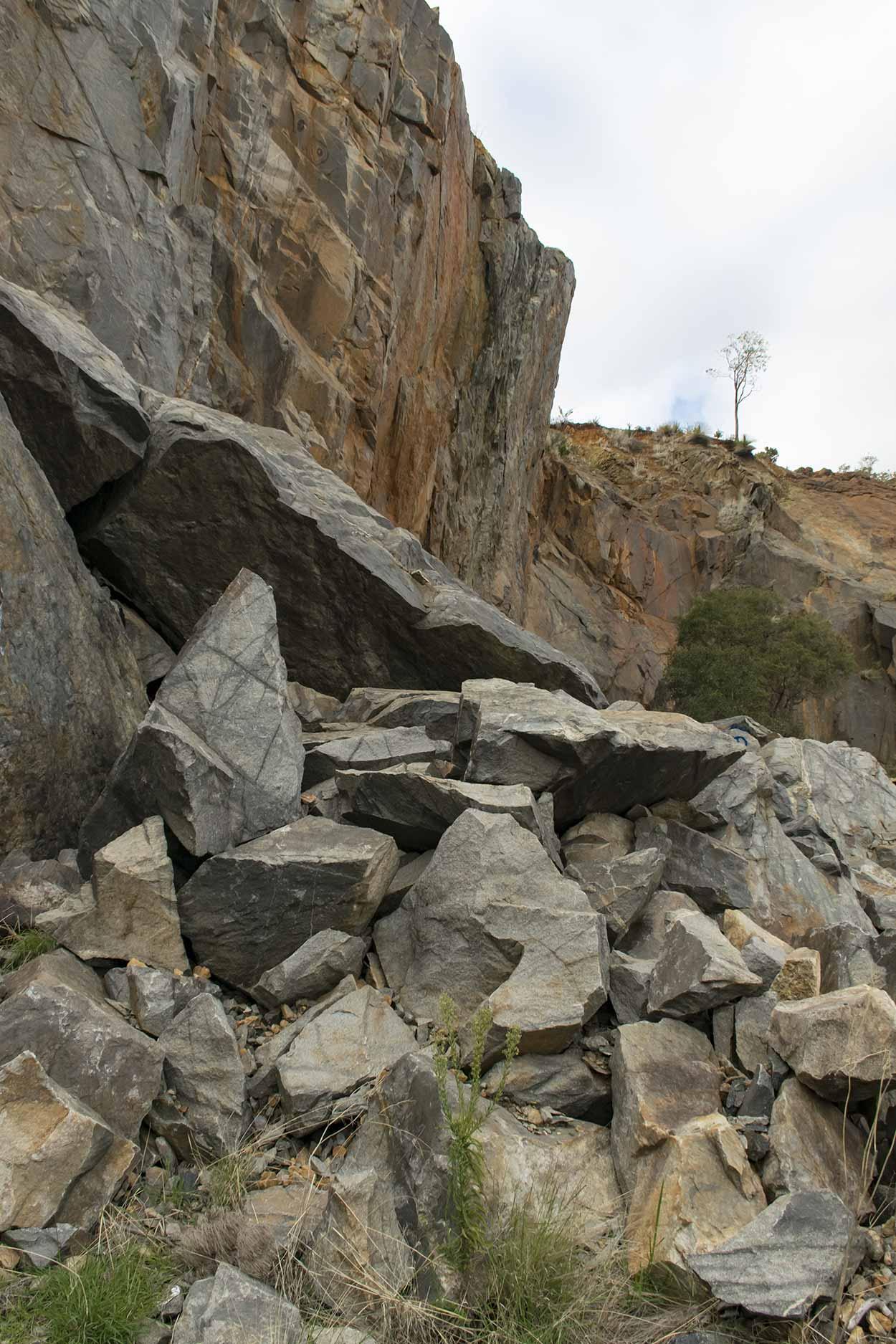 Statham's Quarry, Gooseberry Hill, Perth, Western Australia