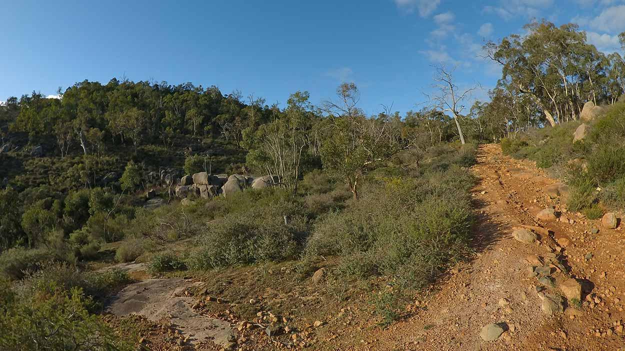 The Mason and Bird Heritage Trail, Perth, Western Australia