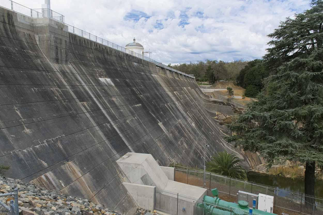 Mundaring Weir, Perth, Western Australia