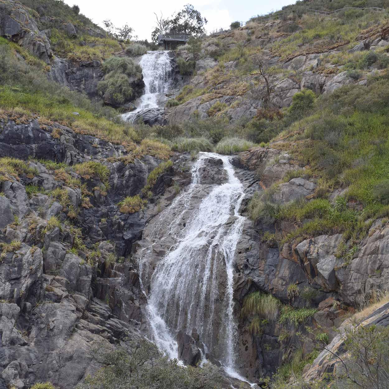 Lesmurdie Falls, Mundy Regional Park, Perth, Western Australia