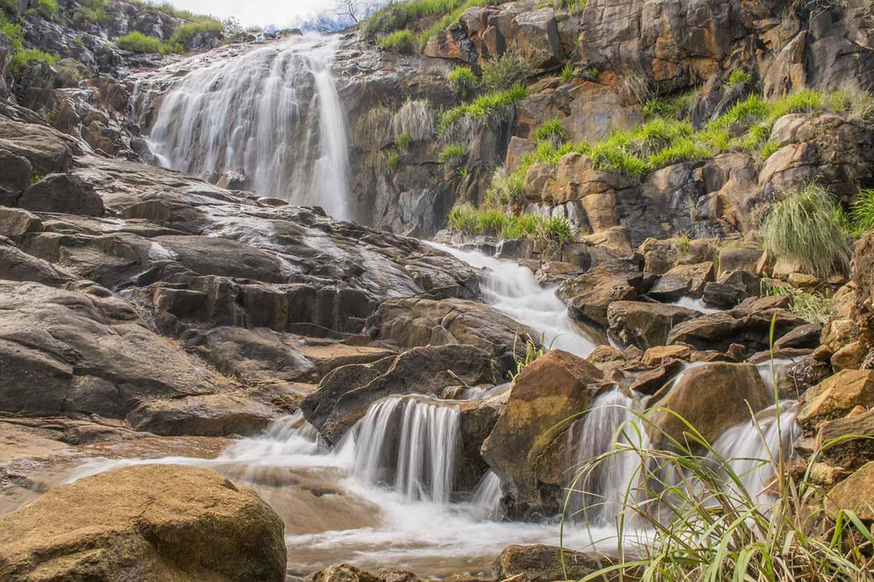 Lesmurdie Falls, Lesmurdie Falls National Park, Perth, Western Australia