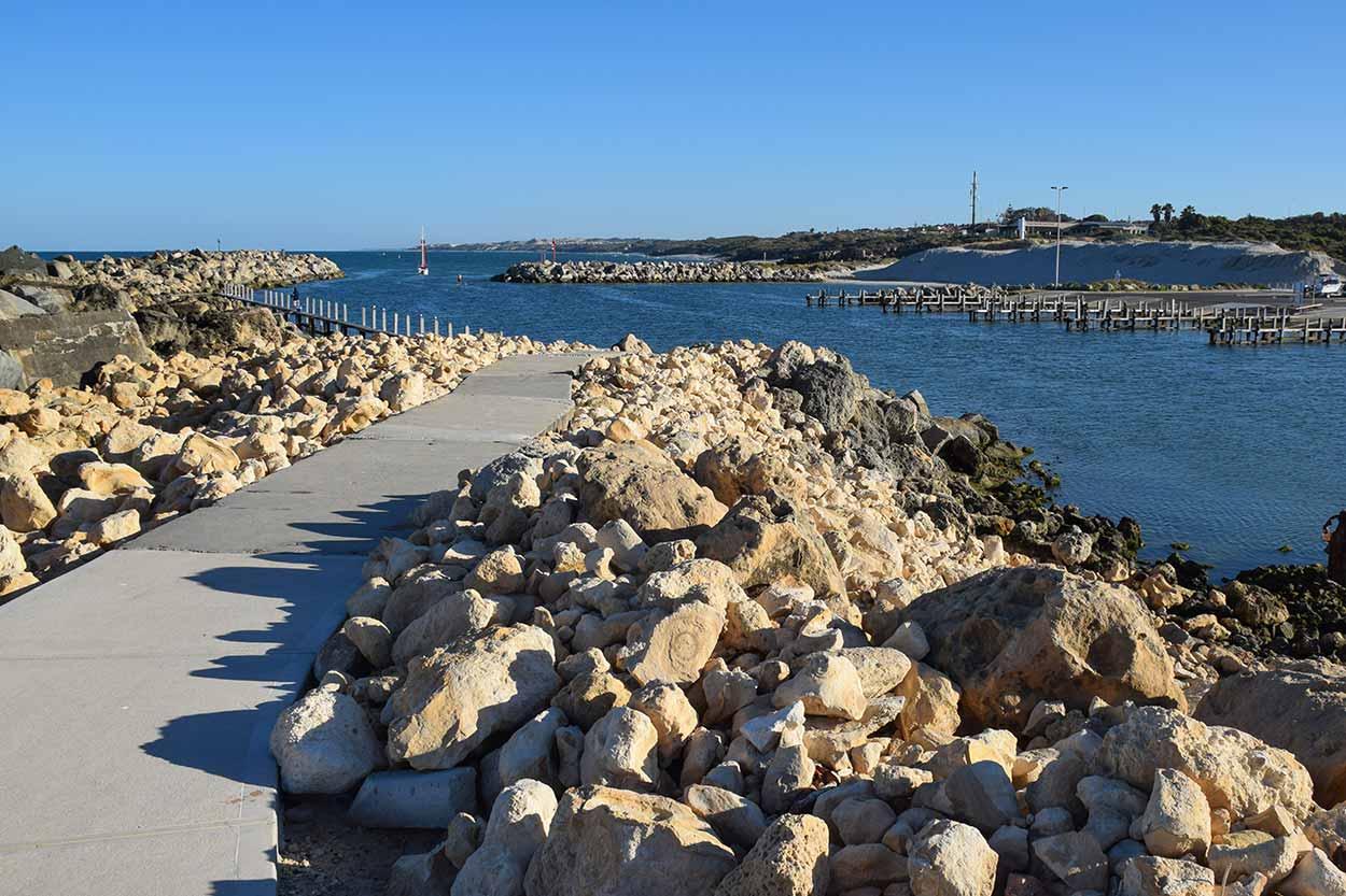 Ocean Reef Boat Harbour, Perth, Western Australia