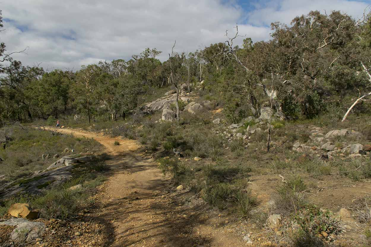 Rocky Pool Walk, Kalamunda National Park, Perth, Western Australia