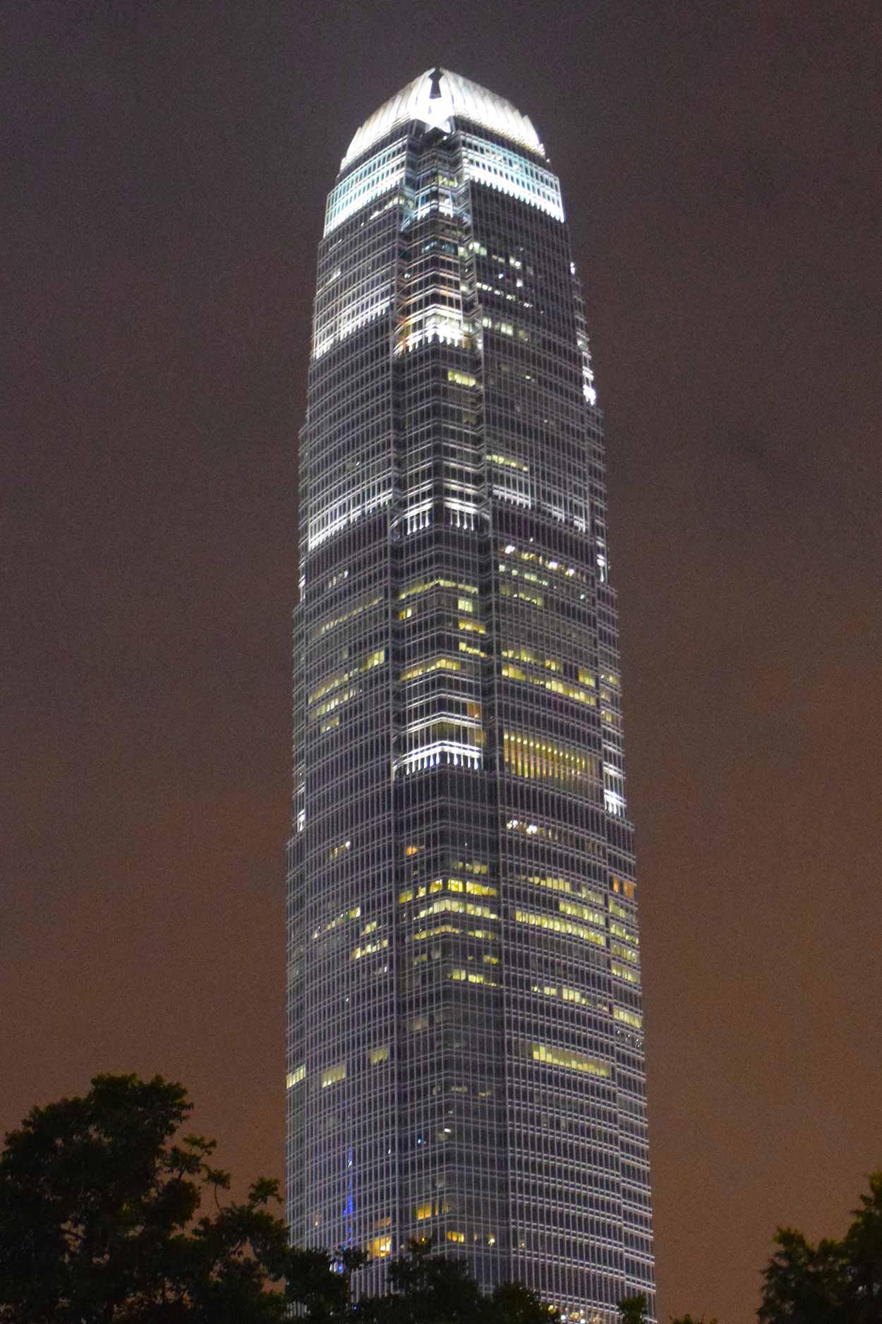 Two International Finance Centre, Hong Kong, China