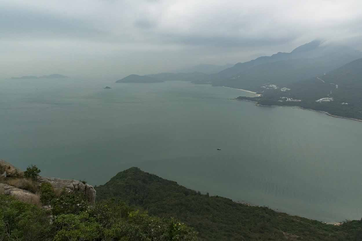 Pui O Wan, Chi Ma Wan Country Trail, Lantau Island, Hong Kong, China