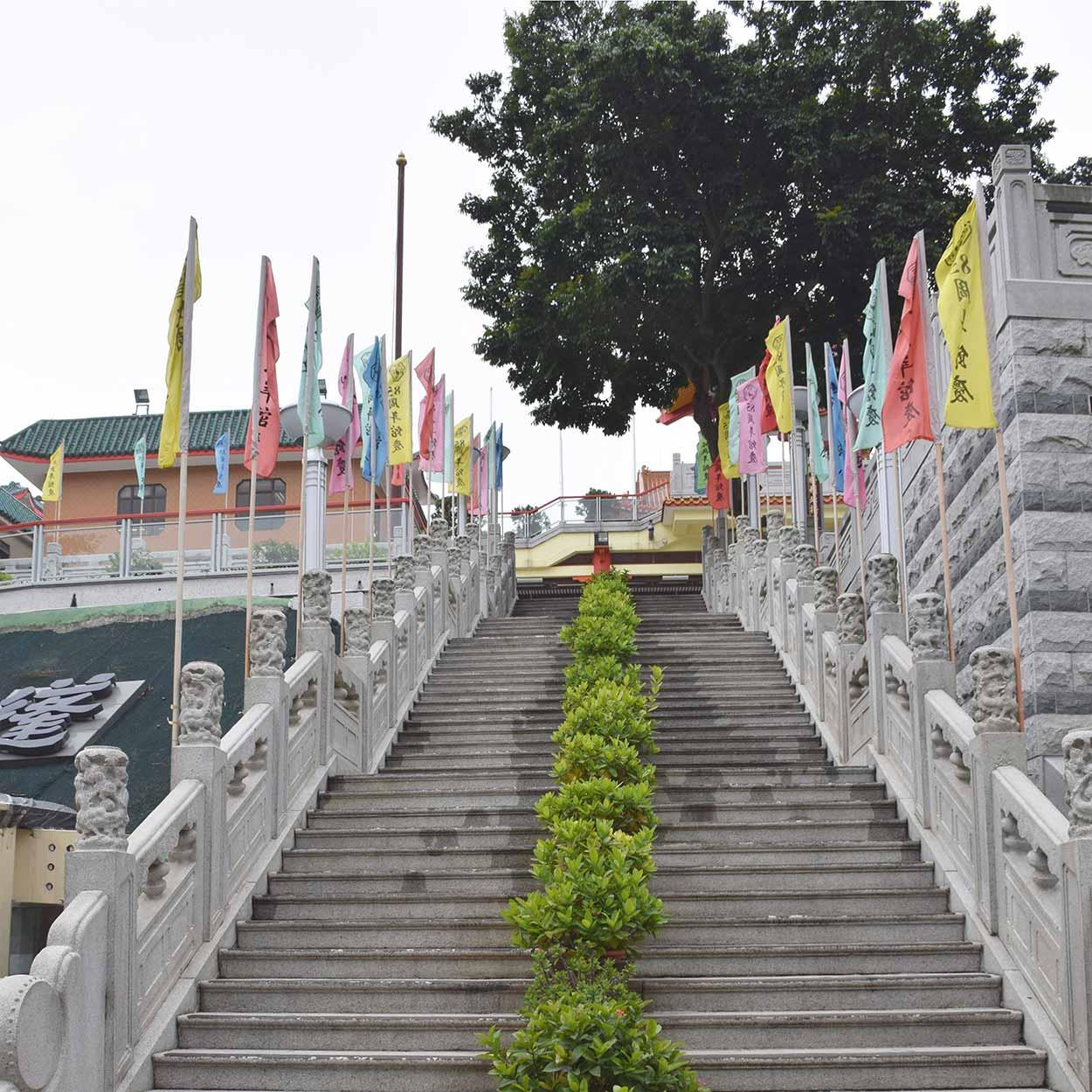 Fung Ying Seen Koon, Fanling, Hong Kong, China