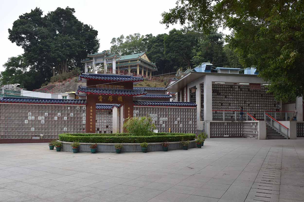 Ancestral Halls, Fung Ying Seen Koon, Fanling, Hong Kong, China