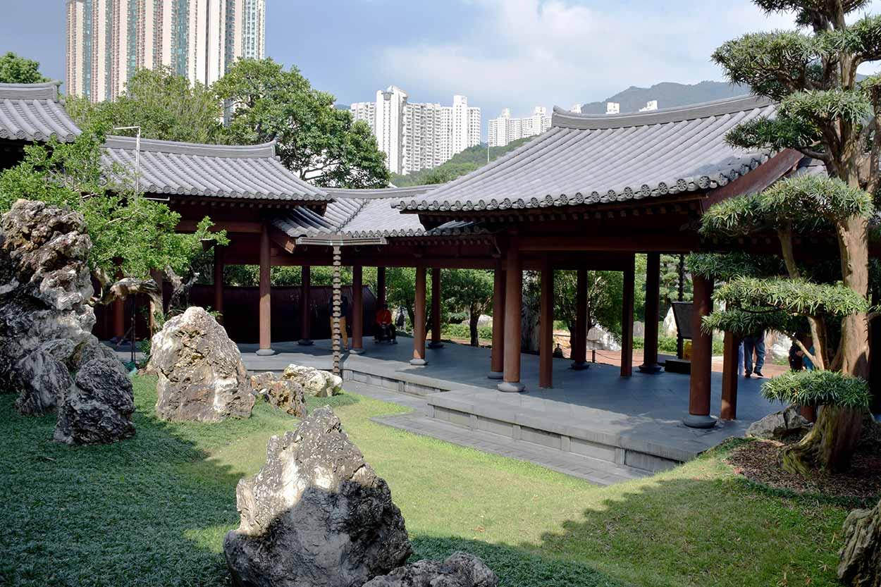 The Xiang Hai Xuan Multi-purpose Hall, Nan Lian Garden, Hong Kong, China