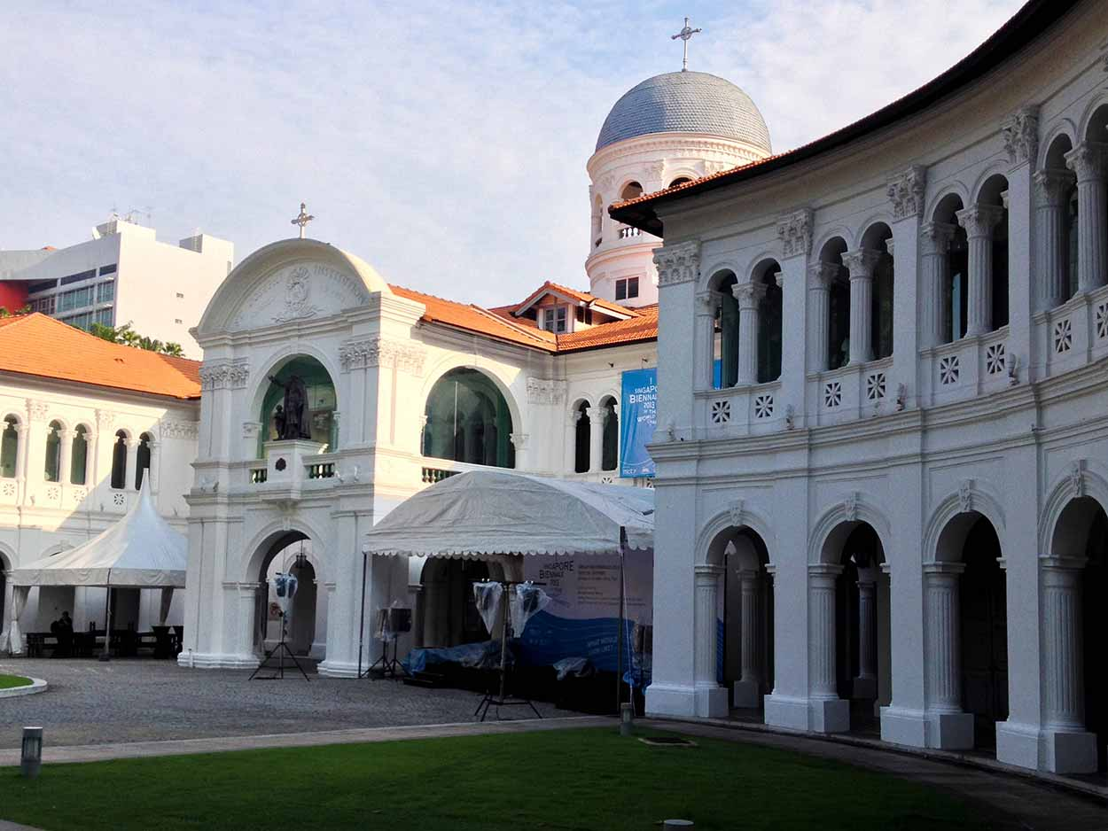 Singapore Art Gallery, Colonial District, Singapore