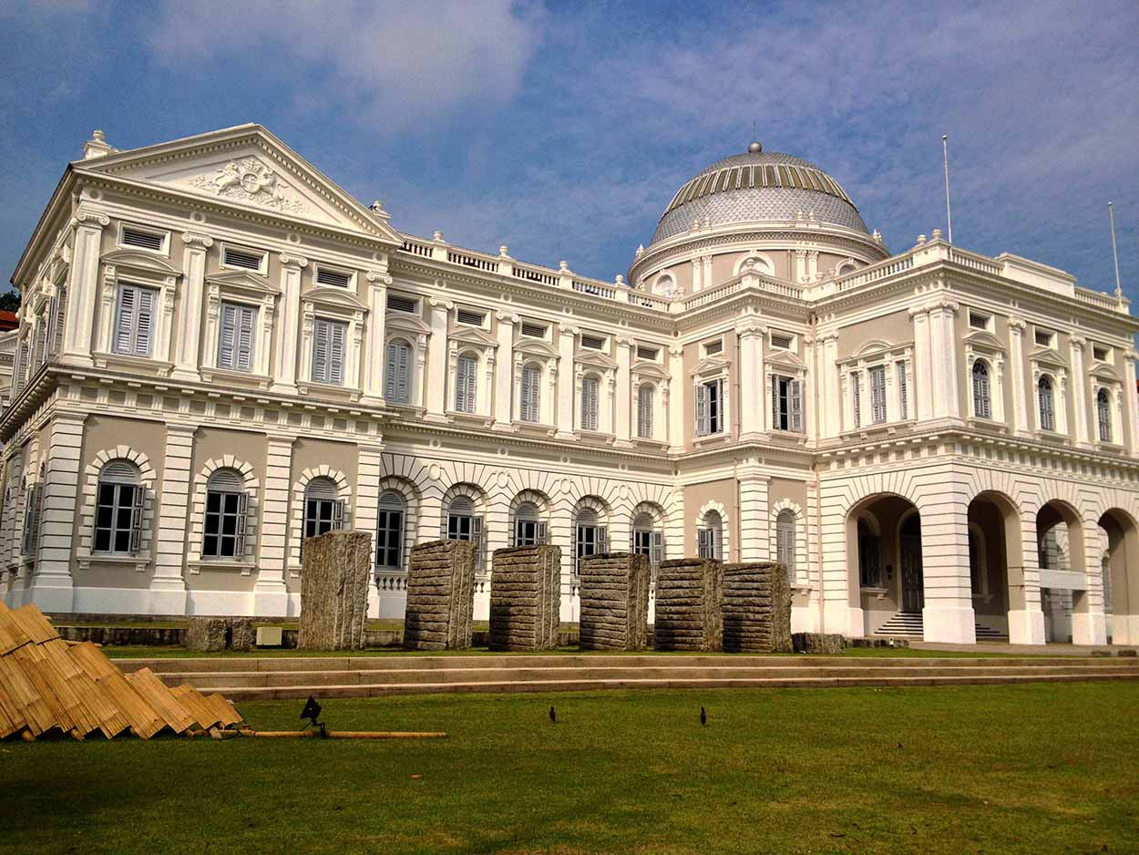 National Museum of Singapore, Colonial District, Singapore